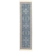 RugVista Nain Florentine - Ljusblå matta 80x300 Orientalisk, Avlång Matta