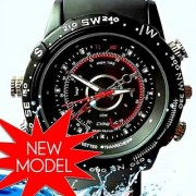 NEW LATEST SPY SUPER SLIM HD WATCH CAMERA 10000/
