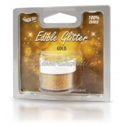 Glitter comestibil - Rainbow Dust G. Gold