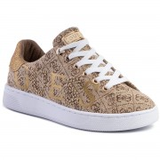 Сникърси GUESS - Riderr3 FL5RD3 FAL12 BEIGE/BROWN
