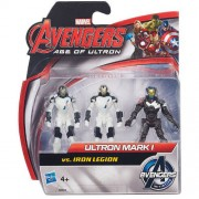 Mini Figurine Hasbro Avengers Ultron Mark vs Iron Legion