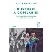O istorie a copilariei. Copii in Occident, din Evul Mediu pana in epoca moderna (eBook)