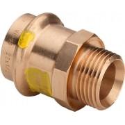 """346126 - VIEGA Profipres G plyn prechod vonkajší závit 2611 15x1/2"""" mm"""
