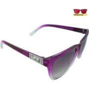 Polo House USA Oval Sunglasses(Pink)