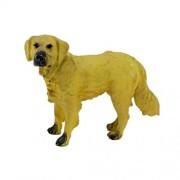 Tootpado Golden Retriever Dog Figure Toys 3 inch - Toys, for Kids
