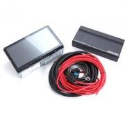 Alpine ILX-W650 + KTA-200M Digital Multimedia Receiver + Amplifier