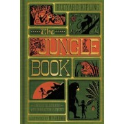 The Jungle Book (Illustrated with Interactive Elements), Hardcover
