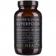 KIKI Health Complément Alimentaire Biologique Nature's Living Superfood KIKI Health 150 g