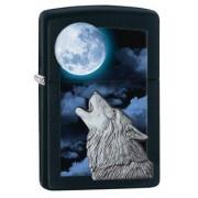 Zippo Wolf Howling At Moon öngyújtó 28879
