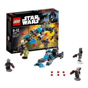 Lego Star Wars™ Pack de Batalla: Speeder Bike™ de Bounty Hunter