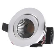 33261073 - LED-Einbaustrahler-Set 230V 2700K weiss 33261073