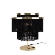 Globen Lighting Bordslampa Frans - Svart Globen Lighting