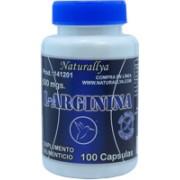 L Arginina 500 mgs.