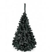 Crna novogodišnja jelka 180 cm