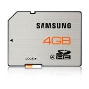 Memory Card Flash Memoria SD SDHC SD 4GB SAMSUNG ESSENTIAL class4