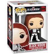 Funko POP Marvel: Black Widow – Black Widow (White Suit)