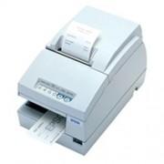 Tlačiareň Epson TM-U675-012, biela, sériová, bez zdroja