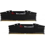 Memorija G.Skill Ripjaws V series 8 GB (kit 2x4GB) DDR4 3200MHz F4-3200C16D-8GVKB, PC-25600