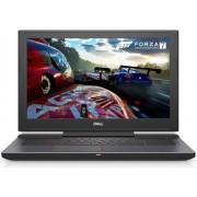 "Laptop Gaming DELL Inspiron 7577 (Procesor Intel® Core™ i7-7700HQ (6M Cache, up to 3.80 GHz), Kaby Lake, 15.6""UHD, 16GB, 1TB HDD @5400RPM + 512GB SSD, nVidia GeForce GTX 1060 @6GB, FPR, Win10 Home, Negru) + Antivirus BitDefender Plus 2018, 1 PC, 1 an, Lic"