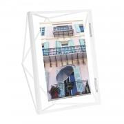 Рамка за снимки UMBRA PRISMA - цвят бял - 13 х 18 см