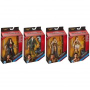 DC Multiverse Wonder Woman Figuras Articuladas Pack 4