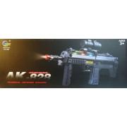 Műanyag Puska Ak-828 39 cm - Gyerek játék