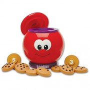 The Learning Journey Count and Learn Cookie Jar, Multi Color
