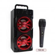 Boxa portabila bluetooth KTS-1036 + microfon