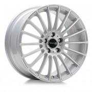 Avus Ac-m03 6,5x16 5x98 Et36 58.1 Silver - Llanta De Aluminio
