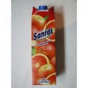 Santal Portocale Rosii de Sicilia cutie carton 1L