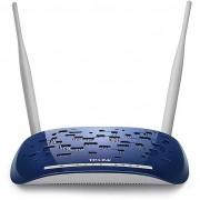 TPLINK Td-W8960n Tplink Router Modem Adsl2 300 Mbps