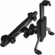 Suport auto tableta Kit Universal 100-215 mm Negru