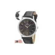 Relógio Champion Com Pulseira De Couro Ch22813t