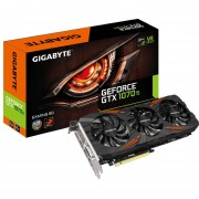 T De Video Gigabyte 1070 Ti Gaming 8gb Pcie 3.0 GV-N107TGaming-8GD