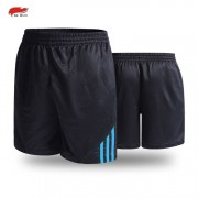 RE-HUONew Summer Men's Quick-drying Running zipper Pockets Football basketball sports shorts Football Training shorts for soccer