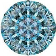 Moooi Carpets Crystal Ice vloerkleed 250