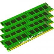 Kingston ValueRAM 32 GB DDR3-1333 Quad-Kit werkgeheugen KVR1333D3N9HK4/32G