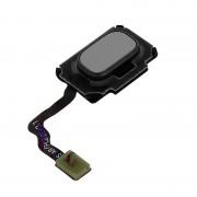 Avizar Substituição de Botão Principal / Leitor de Impressões Preto para Samsung Galaxy S9 / S9 Plus
