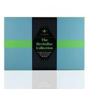 THE TEA MAKERS LTD Zestaw zielonych herbat The Revitalise Collection - 3x50g