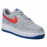 Обувки NIKE - Air Force 1 '07 Lv8 CD7339 001 Wolf Grey/Habanero Red