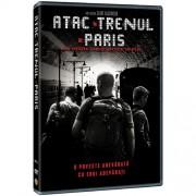 15:17 to Paris:Alek Skarlatos, Anthony Sadler, Spencer Stone - Atac in trenul de Paris (CD)