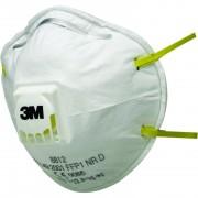 Semimasca de protectie simpla 3M cu supapa FFP1