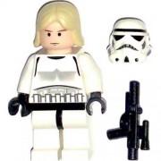 LEGO Star Wars Minifig Luke Skywalker Stormtrooper Outfit
