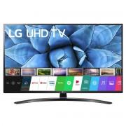 Televizor LED LG 55UN73003LA, 4K, 139 cm, Procesor Quad Core, Smart TV, CI+, Bluetooth, Wi-Fi, Clasa energetica A, Negru