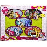 My Little Pony Exclusive Friendship is Magic Pony Friends Forever Collection 10-Pack