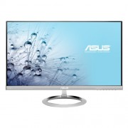 "ASUS MX259H 25"" Full HD LED Matt Black, Silver computer monitor"