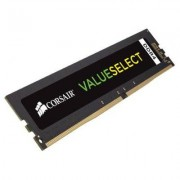 Corsair Pamięć RAM CORSAIR Value Select 8GB DDR4 DIMM 2400MHz C16 CMV8GX4M1A2400C16