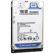 "HDD notebook 160 GB SATA-II Western Digital 2.5"" - reconditionat"