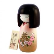 Japonská panenka Kokeshi Joukamachi 15,5 cm