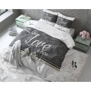 Sleeptime Pure Cotton Dekbedovertrek Pure Love White